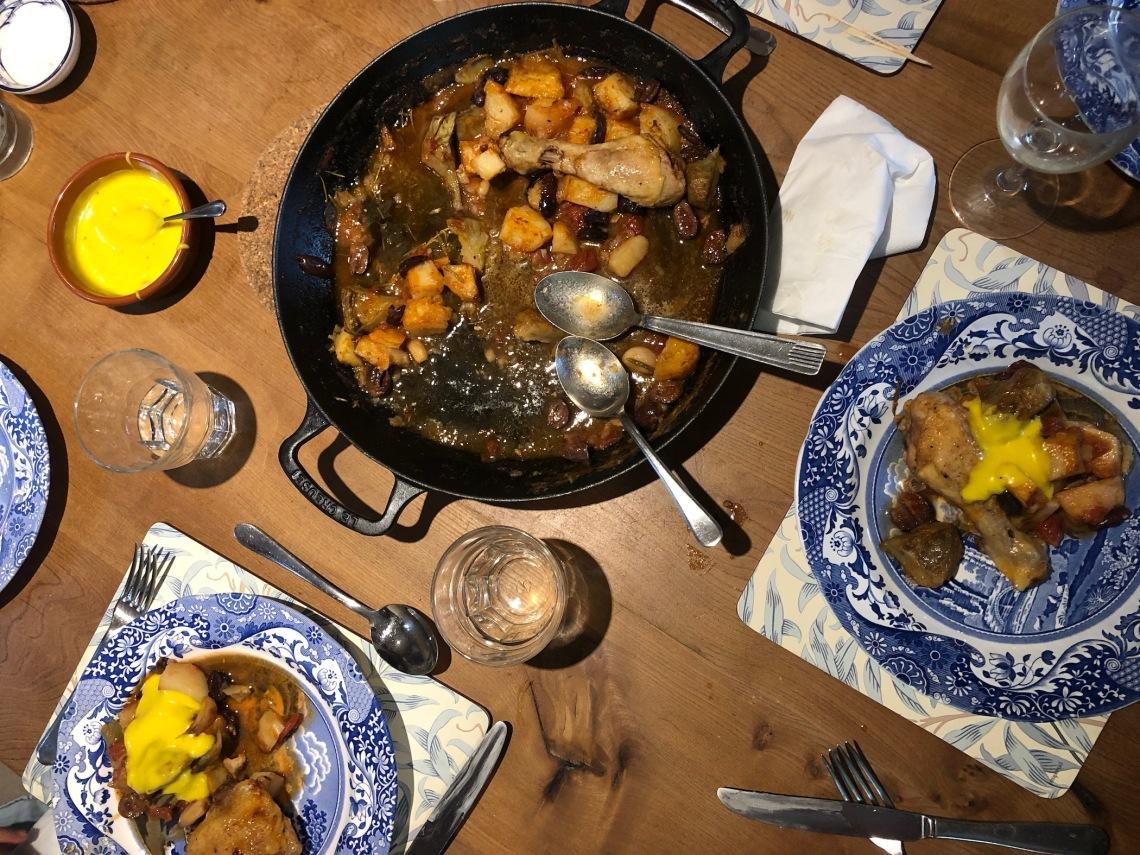 Chicken artichokes meal.JPG